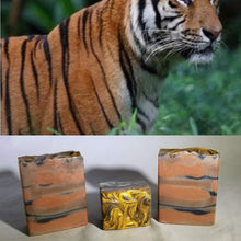 SW Safari | Tiger | Artisan Soap