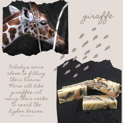 SW Safari | Giraffe | Artisan Soap