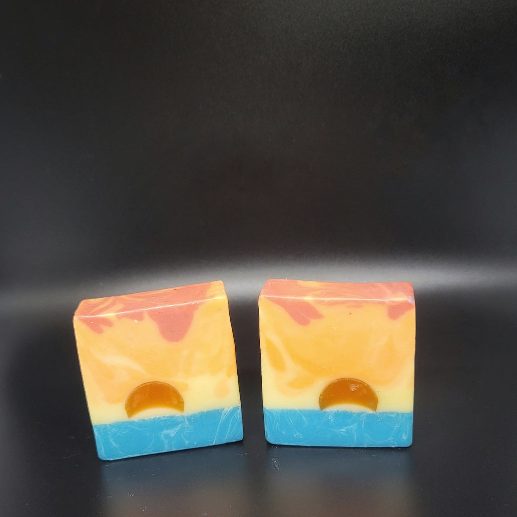 Tequila Sunrise  | Artisan Soap
