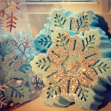 Snowflake Shower Steamers