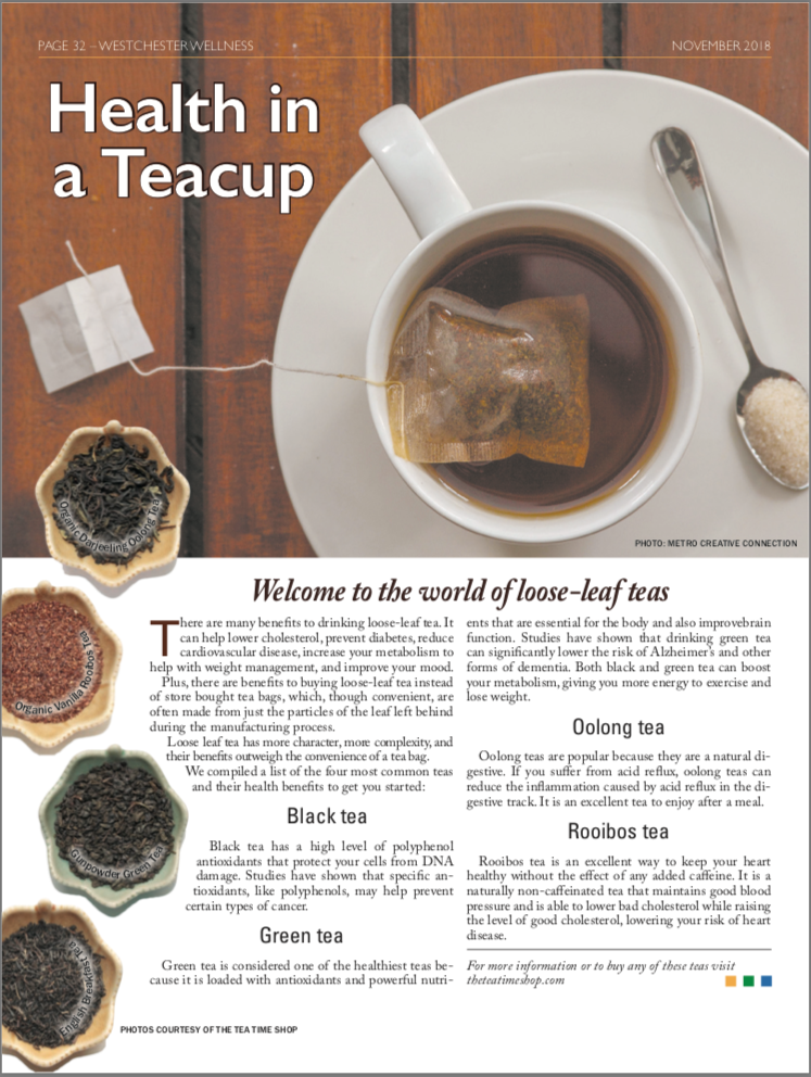 The World of Loose Leaf Tea
