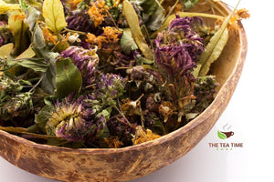 Herbal and Wellness Tea