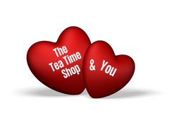 Valentine's Day Gift. The Tea Time Shop