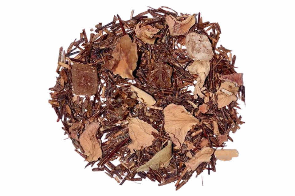 Citrus Crush Rooibos Tea. The Tea Time Shop