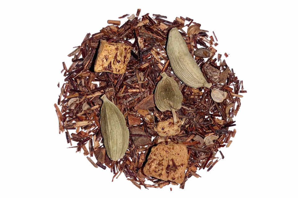 Pumpkin Spice Rooibos Tea. The Tea Time Shop