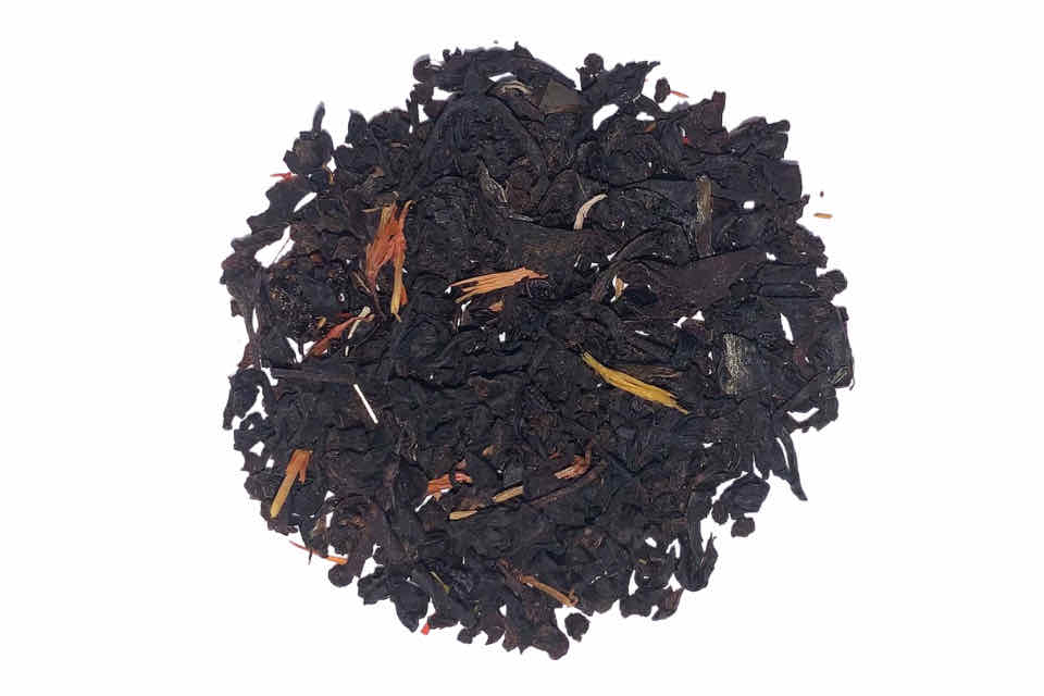 Cherry Black Tea. The Tea Time Shop