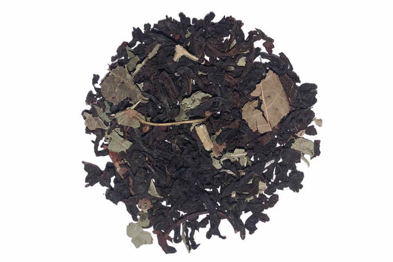 Mardi Gras Black Tea. The Tea Time Shop