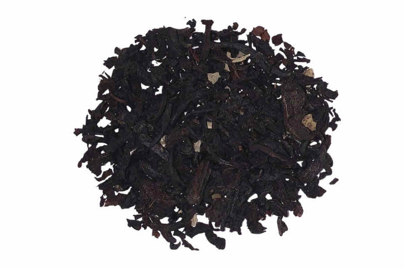 Organic Blackberry Tea. The Tea Time Shop