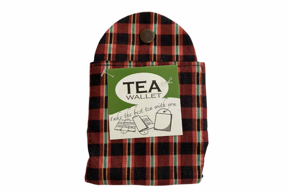 Tea Wallet. The Tea Time Shop