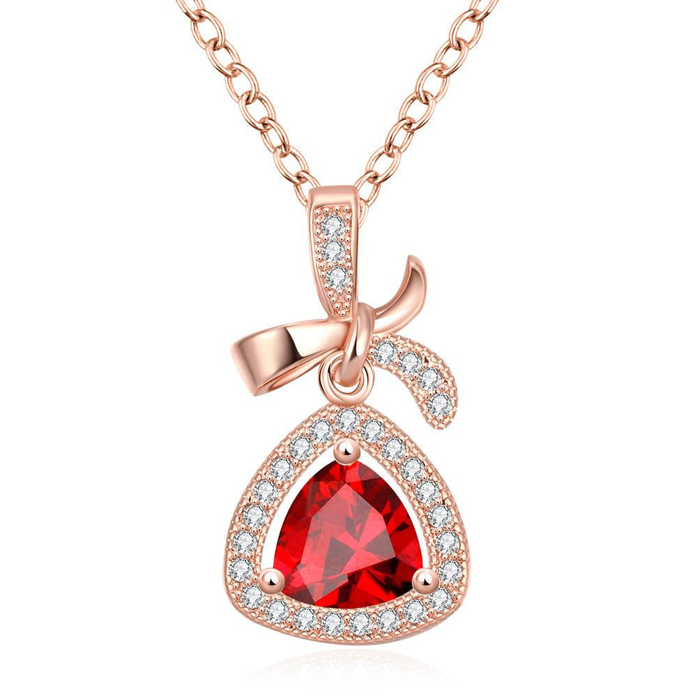 pendant zirconia atkinsons products jeweller trilogy perfection the chain swarovski sterling triangular silver