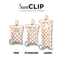Gold Mermaid Scale SaniClip™