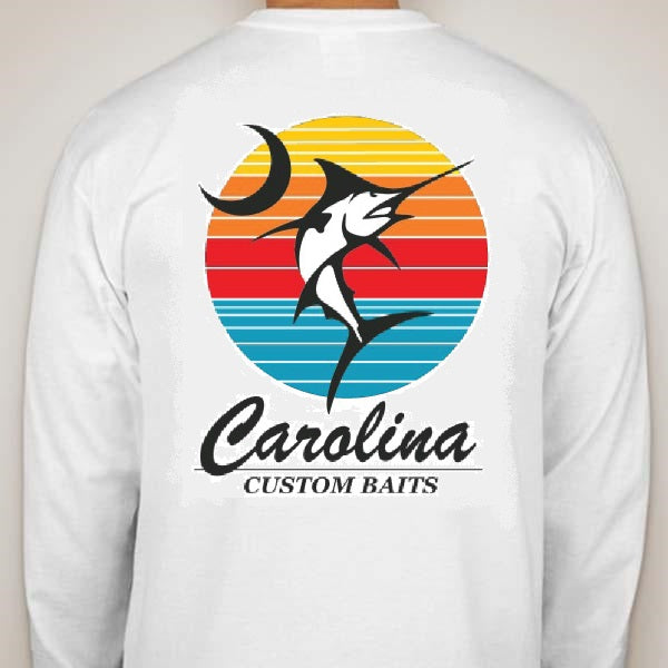 Sunset Logo Long Sleeve Tee