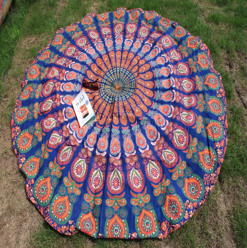 Mandala roundie handmade in India