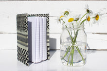 Black and White Keffiyeh Journal