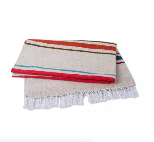 Pachangara Handwoven Throw