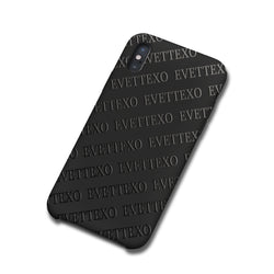 EVETTEXO (repetitive)- BLACK