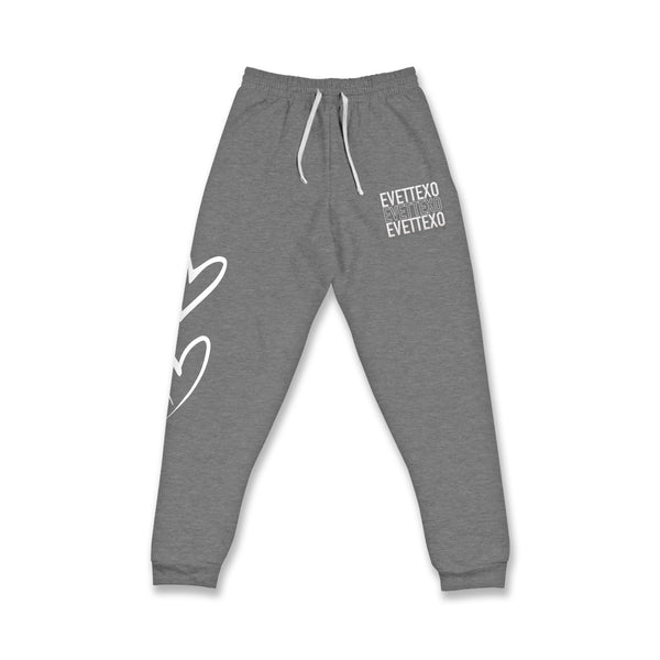"""EVETTEXO SWEATS"" - GRAY"