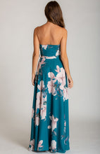MYA MAXI DRESS - Jade Floral