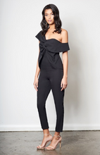 KHLOE ASYMMETRICAL JUMPSUIT - Black or Yellow