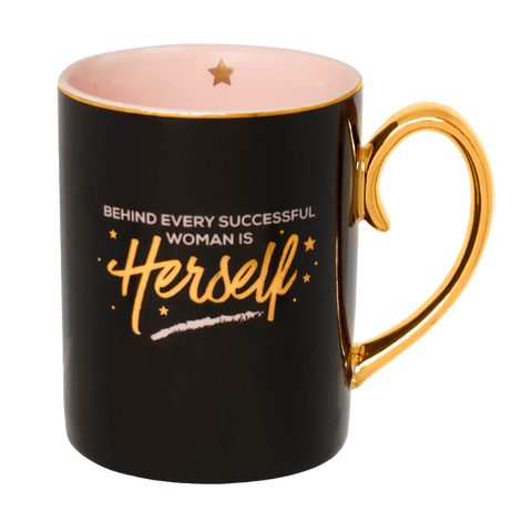 Mug Behind Every Successful Woman