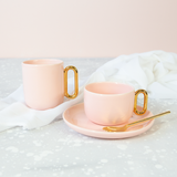 Teacup Celine Luxe Blush - Cristina Re Design