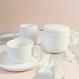 Celine Everyday White Teapot