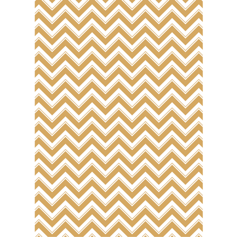 A4 Paper Chevron - Cristina Re Design