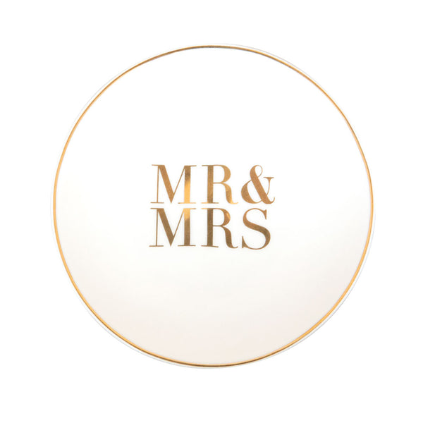 Mr and Mrs Trinket Dish - Cristina Re Design