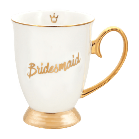 Mug Bridesmaid Ivory - Cristina Re Designs
