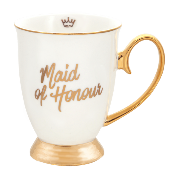 Mug Maid Of Honour Ivory
