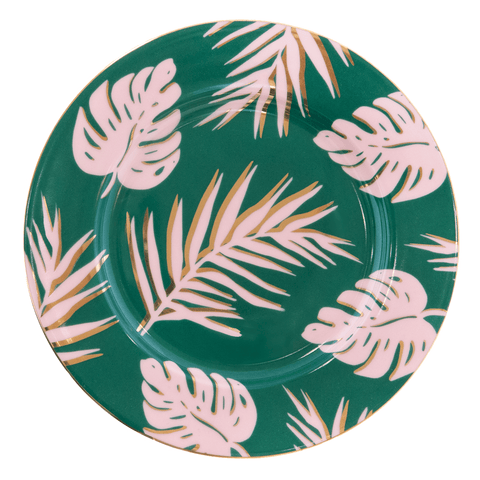 Side Plate Emerald Island - Cristina Re Designs