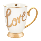 Mug White Love - Cristina Re Design