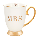Mug MRS Ivory - Cristina Re Designs