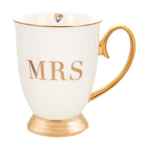 Mug MRS Ivory - Cristina Re Design