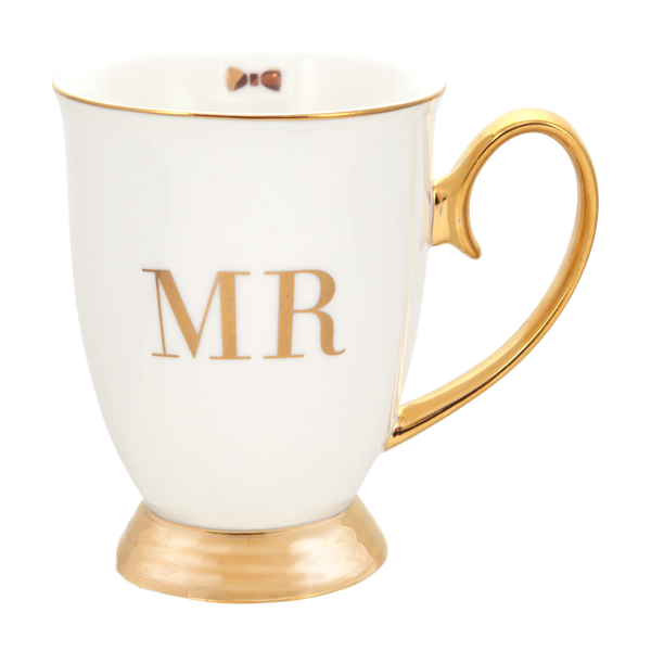 Mug MR Ivory - Cristina Re Designs