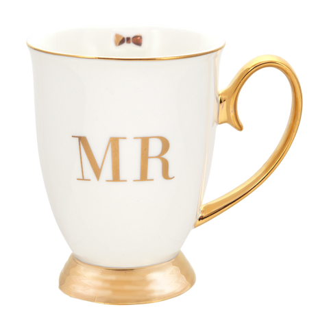 Mug MR Ivory - Cristina Re Design