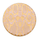 Safari Snakeskin Set of 4 Drink Coasters - Cristina Re Design
