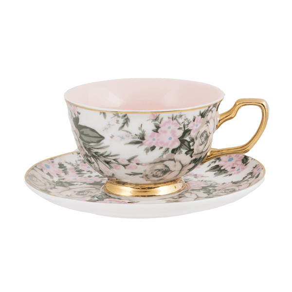 Teacup Belle de Fleur - Cristina Re Design