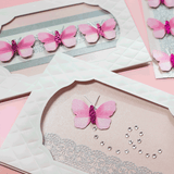 Butterfly Pink - Cristina Re Designs