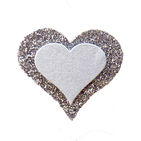 Heart Silver - Cristina Re Design