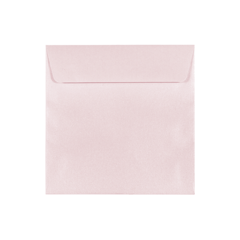 SQ Envelope Blush (10 pack) - Cristina Re Design