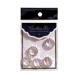 Diamante Buckles Round - Cristina Re Design