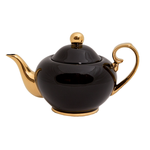 Teapot Small Ebony