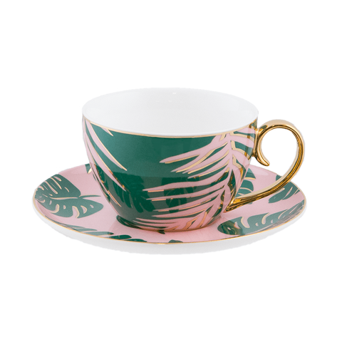 Teacup Emerald Island - Cristina Re Designs