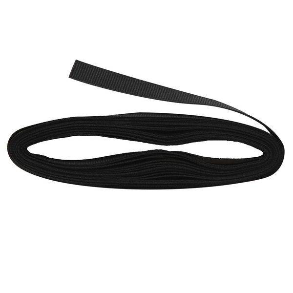 Grosgrain Ribbon Ebony 10MM