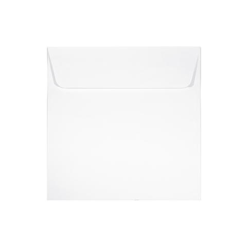 SQ Envelope Linen Ivory (10 pack) - Cristina Re Design