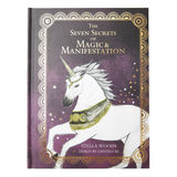 The Seven Secrets of Magic and Manifestation Book - Cristina Re Design