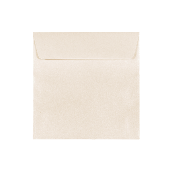 SQ Envelope Natural Nude (10 pack) - Cristina Re Design