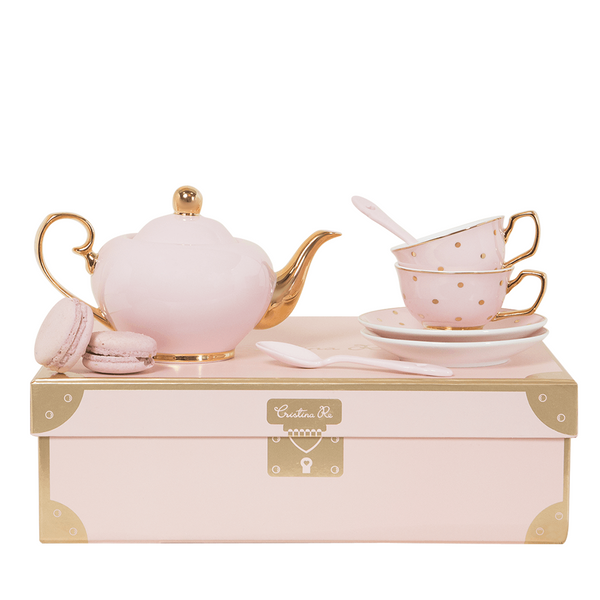 Petite Tea Set Blush - Cristina Re Designs