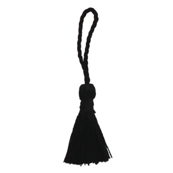 Tassels Ebony - Cristina Re Designs
